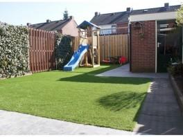 Použitie trávniku na záhrade