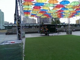 Use the city festival - Aupark Košice