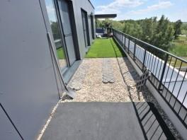 Inštalácia na balkóne